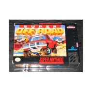 Super Off Road Nintendo Super NES For Super Nintendo SNES - EE688314