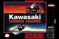 Kawasaki Caribbean Challenge Super Nintendo For Super Nintendo SNES - EE688320
