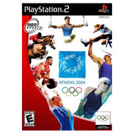 Athens 2004 For PlayStation 2 PS2 With Manual and Case - EE688330