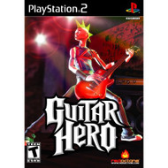 Guitar Hero Game Only For PlayStation 2 PS2 Music With Manual And Case - EE688349