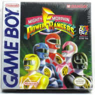 Mighty Morphin Power Rangers On Gameboy - EE688361