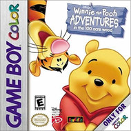 Winnie The Pooh: Adventures In The 100 Acre Woods On Gameboy Color - EE688358