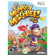 Monkey Mischief! For Wii Puzzle - EE688382