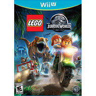 Lego Jurassic World For Wii U With Manual And Case - EE688478