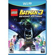 Warner Bros Lego Batman 3: Beyond Gotham For Wii U - EE688509