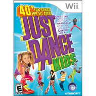 Just Dance Kids For Wii Music With Manual and Case - EE688540