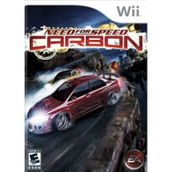 Need For Speed Carbon For Wii Flight With Manual and Case - EE688541