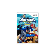 New Batman: The Brave And The Bold Videogame Software For Wii - EE688543