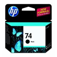 HP 74 Ink Cartridge Black - EE688563