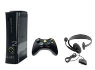 Xbox 360 250GB Call Of Duty Modern Warfare 2 Black Console COD - EE688574