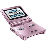 Game Boy Advance SP Pearl Pink - EE688620