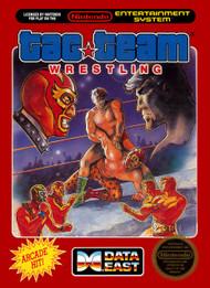 Tag Team Wrestling For Nintendo NES Vintage - EE688623