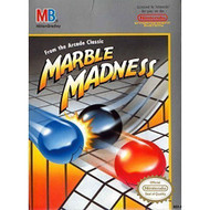 Marble Madness For Nintendo NES Vintage - EE688625