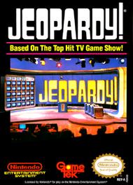 Jeopardy Nintendo NES For Nintendo NES Vintage Trivia - EE688627