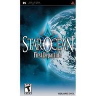 Star Ocean: First Departure Sony For PSP UMD RPG - EE688667