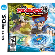 Beyblade: Metal Fusion For Nintendo DS DSi 3DS 2DS Fighting - EE688680