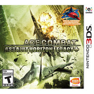 Ace Combat Assault Horizon Legacy For 3DS With Manual and Case - EE688699
