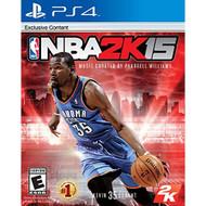 NBA 2K15 For PlayStation 4 PS4 Basketball - EE688749