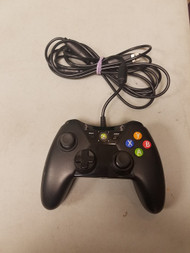 PowerA Wired Pro Ex Controller For Xbox 360 Black 1414135-01 - EE688803