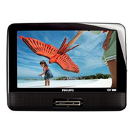 Philips PD9016P/37 LCD 9 Inches Dual Portable DVD Player Black - EE688820