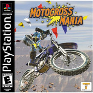 Motocross Mania For PlayStation 1 PS1 With Manual and Case - EE688827