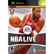 NBA Live 07 Xbox For Xbox Original Basketball - EE688881