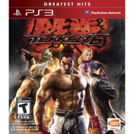Tekken 6 Greatest Hits For PlayStation 3 PS3 Fighting - EE688931