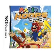 Mario Hoops 3 On 3 For Nintendo DS DSi 3DS 2DS - EE688928