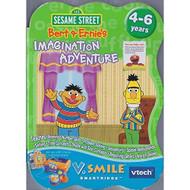 Vsmile And Pocket Smartridge Sesame Street Bert And Ernie's - EE688980