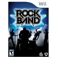 Rock Band Game Only For Wii Music - EE689016