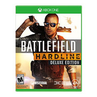 Battlefield Hardline Deluxe Edition For Xbox One Shooter - EE689039