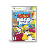 Simpsons Road Rage Platinum Hits Xbox For Xbox Original Flight With - EE689064