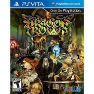 Dragon's Crown PlayStation Vita For Ps Vita RPG - EE689100