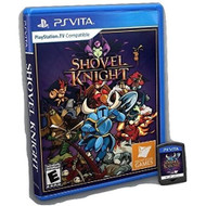 Shovel Knight Limited Print For PlayStation Vita By Yacht Club Games - EE689101
