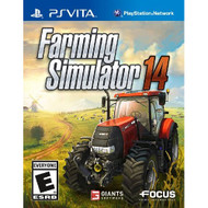 Farming Simulator '14 PlayStation Vita For Ps Vita - EE689106