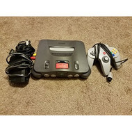 Nintendo 64 System Video Game Console W/ Expansion Pak - ZZ689177