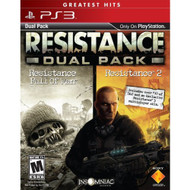 Resistance Greatest Hits Dual Pack PlayStation 3 - ZZ689206