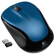 Logitech Wireless Mouse M325 With Designed-For-Web Scrolling Blue - ZZ689219