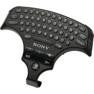 PS3 Sony OEM Wireless Keypad For PlayStation 3 Black - EE689233