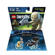 Lord Of The Rings Gollum Fun Pack Lego Dimensions Toy - EE689254