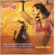 Zumba: Join The Party DVD On DVD - EE689258