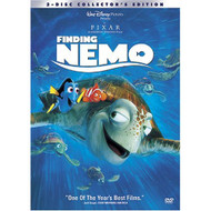 Finding Nemo Two-Disc Edition On DVD With Albert Brooks 2 Disney Anime - EE689308