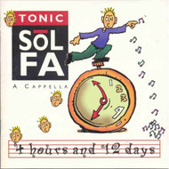 4 Hours And 12 Days By Tonic Sol-Fa Performer On Audio CD Album - EE689307
