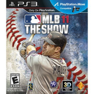 MLB 11: The Show For PlayStation 3 PS3 Baseball - EE689339