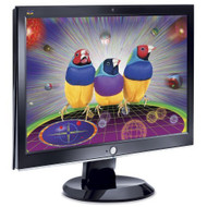 Viewsonic VX2255WMB 22 Inch LCD Monitor With Integrated Webcam - EE689347
