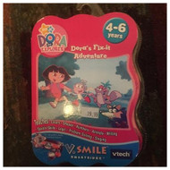 Dora The Explorer Dora's Fix-It Adventure Ages 4-6 Years For Vtech - EE689383