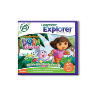 Dora The Explorer Leapfrog Leapster Explorer Learning Game For Leap - EE689399