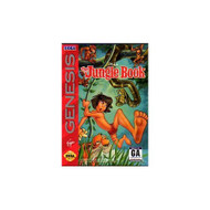 Jungle Book For Sega Genesis Vintage - EE689446