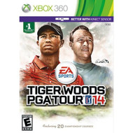 Tiger Woods PGA Tour 14 For Xbox 360 Golf - EE689482