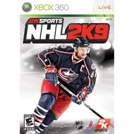 NHL 2K9 For Xbox 360 Hockey - EE689484